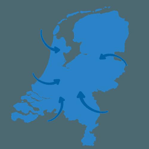 Internationale bedrijven die zaken willen doen in Nederland